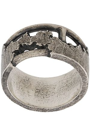 TOBIAS WISTISEN Constructed ring