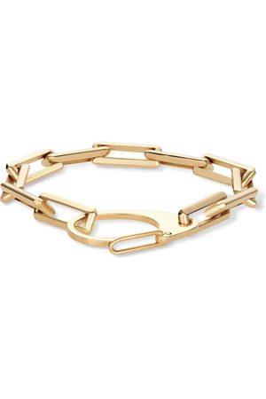LUIS MORAIS Herren Armbänder - 18-karat Chain Bracelet