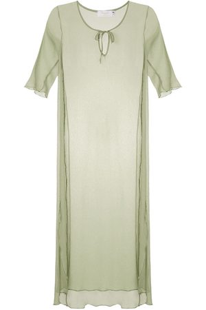 Brigitte Strandkleid aus Seide