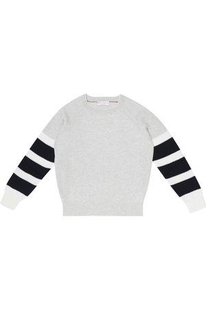 Brunello Cucinelli Exklusiv bei Mytheresa – Pullover aus Baumwolle