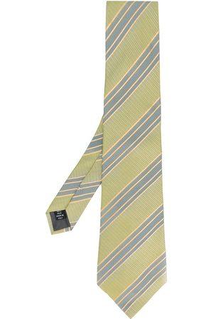 Gianfranco Ferré 1990 Krawatte mit diagonalen Streifen