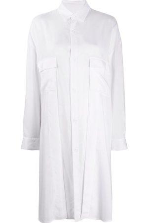 YOHJI YAMAMOTO Damen Blusen - Langes Hemd