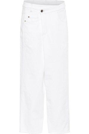 Brunello Cucinelli Exklusiv bei Mytheresa – Straight Jeans aus Baumwolle