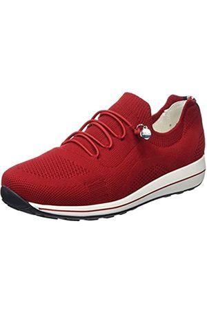ARA Ara Damen OSAKA Sneaker, Rot 05