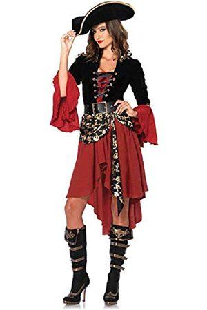 Leg Avenue 85214 - Cruel Seas Captain Kostüm Set, 2-teilig, Größe L