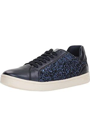Geox Geox Mädchen J Djrock D Low-top Sneaker, Blau (Navy)