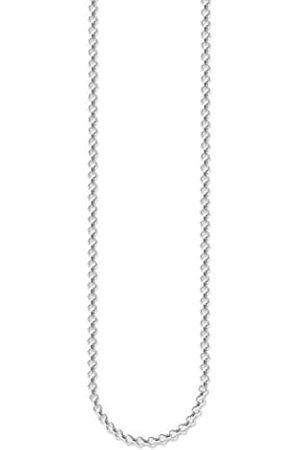 THOMAS SABO Thomas Sabo Damen-Charm-Kette Charm Club 925 Sterling Länge von 38 bis 42 cm X0001-001-12-L42v