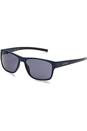 Harley davidson HARLEY-DAVIDSON Herren HD0926X Sonnenbrille, Blau (Matte Blue/Smoke)