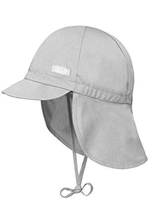Döll Döll Unisex Baby Bindemütze mit Schirm und Nackenschutz Mütze|