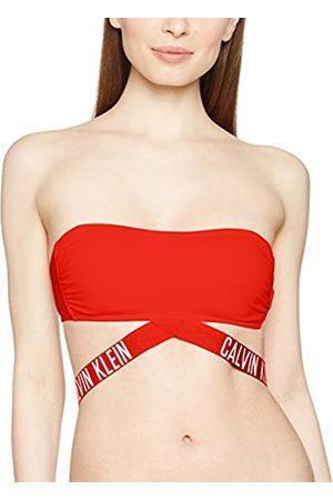 Calvin Klein Damen BH X Bandeau-RP