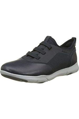 Geox Geox Herren U Nebula S B Slip On Sneaker, Blau (Navy C4002)