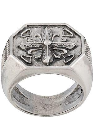 Emanuele Bicocchi Hexagon seal ring