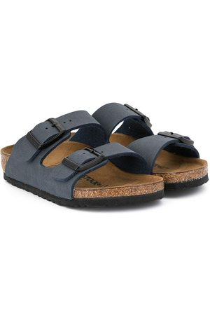 Birkenstock Kids Arizona buckle sandals