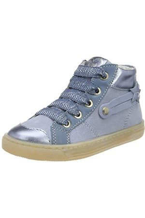 Primigi PRIMIGI Mädchen ALTA Bambina Hohe Sneaker, Blau (Indaco 5427611)