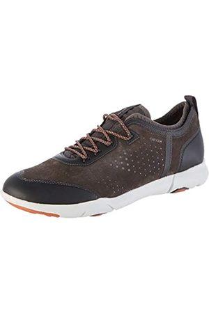 Geox Geox Herren U Nebula X A Sneaker, Braun (Mud C6372)