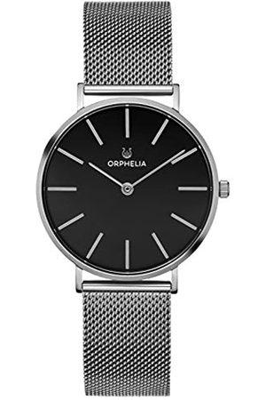ORPHELIA ORPHELIA Herren Analog Quarz Uhr mit Edelstahl Armband OR62808