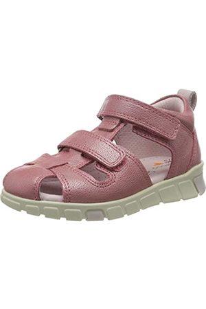 Ecco Ecco Baby Mädchen MINISTRIDESANDAL Sandalen, Pink (Bubblegum 1399)