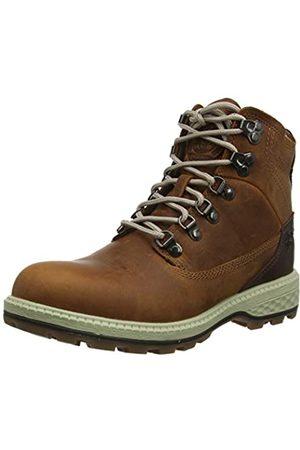 Jack Wolfskin Damen Jack MID W Combat Boots, (Cognac/Mocca 5212)