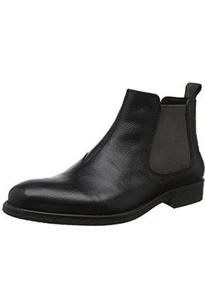 Geox Geox Herren U Jaylon a Chelsea Boots, Schwarz (Black/Anthracite C9270)