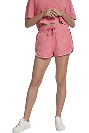 Urban classics Urban Classics Damen Ladies Towel Hot Pants Hose