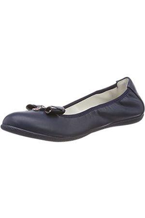Primigi PRIMIGI Mädchen PFF 14380 Geschlossene Ballerinas, Blau (BLU CHIARO 22)