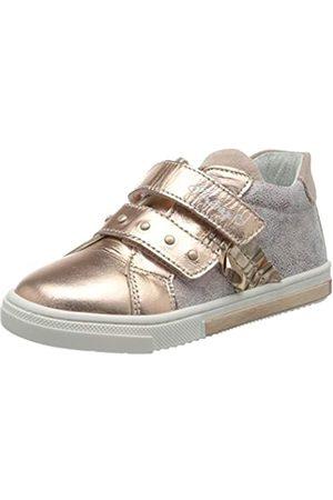 Primigi PRIMIGI Baby Mädchen Scarpa PRIMI PASSI Bambina Sneaker, Gold (Baby Mult/Rame 5406733)