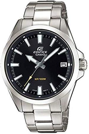 Casio Casio Edifice Herren Massives Edelstahlgehäuse und Edelstahlarmband Uhrenarmband EFV-100D-1AVUEF