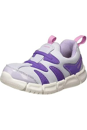 Geox Geox Baby Mädchen B FLEXYPER GIRL C Sneaker Violett (Soft Sky C4020) 20 EU