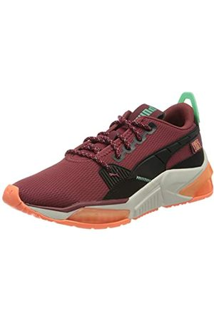Puma Puma Damen Lqdcell Optic Fm WNS Sneaker, Rot (Burnt Russet Black)