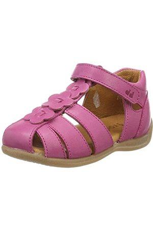 Froddo Mädchen G2150094 Girls Geschlossene Sandalen, Pink (Fuchsia I19)