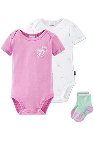 Schiesser Schiesser Baby-Mädchen Multi-Pack Cupcakes Unterwäsche-Set
