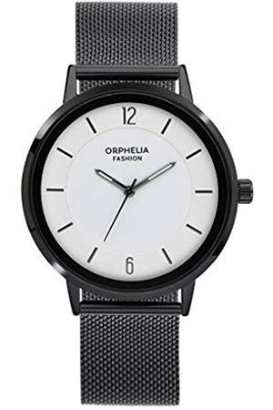 ORPHELIA Orphelia Fashion Herren Analog Quartz Uhr Moonwalk mit Mesh Edelstahl Armband
