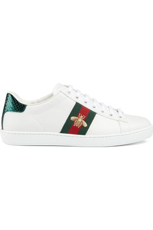 Gucci Damen Sneakers - Ace Damen-Sneaker mit Stickerei