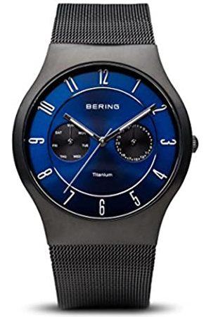 Bering BERING Herren-Armbanduhr Analog Quarz Edelstahl 11939-078