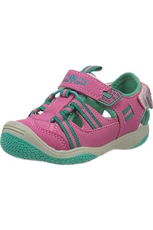 CMP CMP - F.lli Campagnolo Baby Mädchen Naboo Hiking Sandalen, Pink (BOUGANVILLE H620)