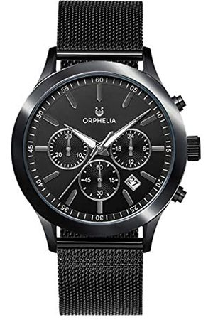 ORPHELIA Orphelia Herren Chronograph Quarz Uhr mit Edelstahl Armband OR82804
