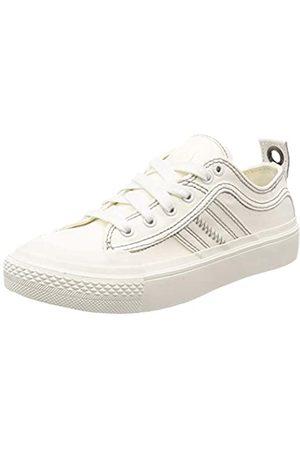 Diesel Diesel Damen S-astico Low Lace W Sneaker, Weiß (Star White T1015-Pr012)