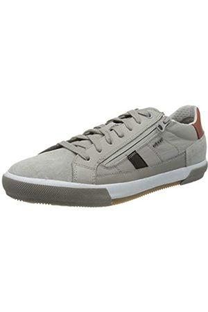 Geox Geox Herren U KAVEN C Sneaker, Grau (Lt Grey C1010)