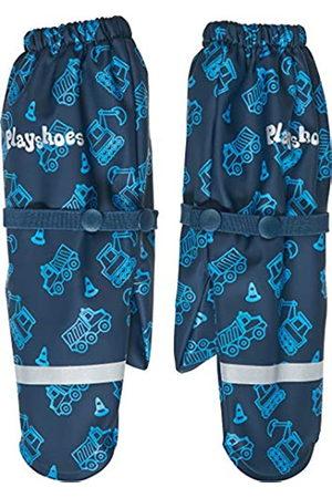 Playshoes Jungen Matschhandschuh mit Fleece-Futter Baustelle Handschuhe