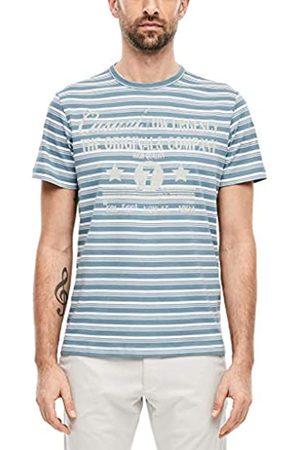 s.Oliver S.Oliver RED Label Herren T-Shirt mit Streifenmuster XL