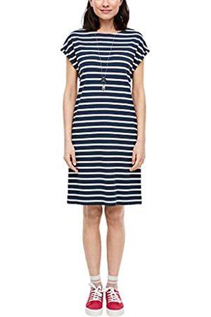 s.Oliver S.Oliver RED Label Damen Jerseykleid mit Streifen 42