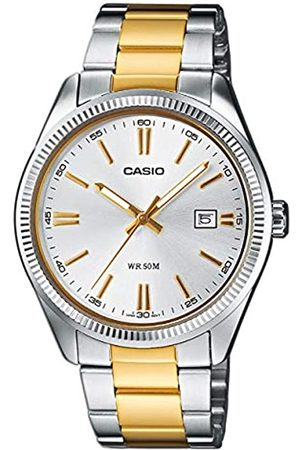 Casio Casio Collection Herren-Armbanduhr MTP 1302PSG 7AVEF