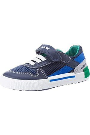 Geox Geox Baby Jungen B Kilwi Boy A Sneaker, Blau (Navy/Avio C0700)