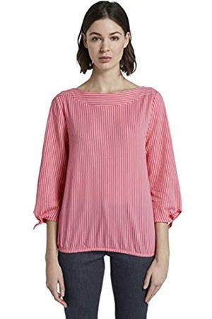 TOM TAILOR TOM TAILOR Damen T-Shirts/Tops Gestreiftes Blusenshirt
