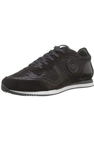 Pataugas Damen Idol/i F4e Sneaker, (Noir 850)