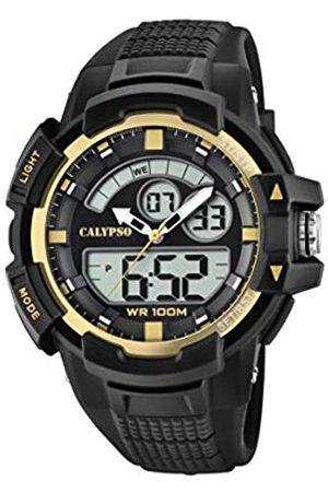 Calypso watches CalypsoWatchesUnisexErwachseneAnalog-DigitalQuarzUhrmitPlastikArmbandK5767/4