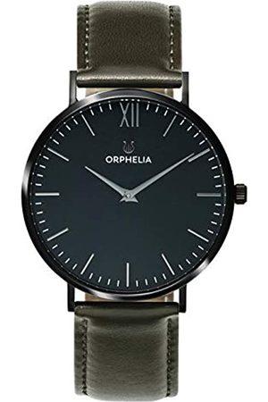 ORPHELIA ORPHELIA Herren Analog Quarz Uhr mit Leder Armband OR61801