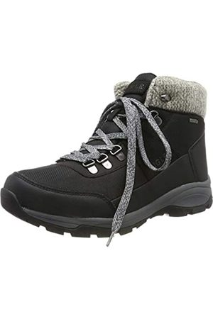 Aigle Damen Vedur Warm W Trekking-& Wanderschuhe, (Black 001)