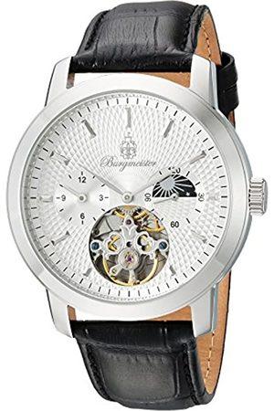 Burgmeister Burgmeister Herren Analog Automatik Uhr mit Leder Armband BM225-112