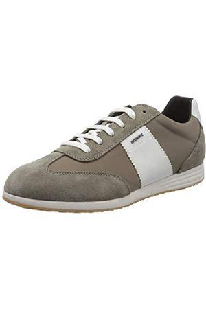 Geox Geox Herren U ARSIEN A Sneaker, Grau (Taupe C6029)